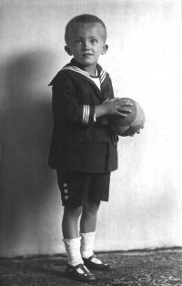 Foto z dětství