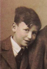 Richard Belcredi v mládí