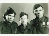 Rodina Andresova