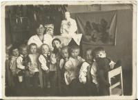 Ve stalingradské školce