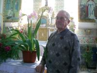 2012-Eibentál, děkan Václav Mašek v kostele