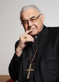 Miloslav Vlk, 2012