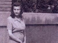 Helena šidáková v roce 1948