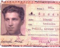 Manžel Zdeněk Šidák pracoval do roku 1948 v Československém rozhlasu