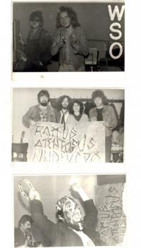Fotky z recesního festivalu, který se konal v osmdesátých letech