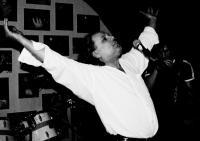 Kapela Stará dobrá ruční práce se zpěvákem Liborem Stržínkem