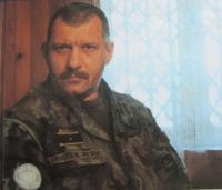 Jaroslav Kulíšek v uniformě