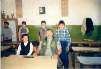 Jaroslav Kulíšek v gruzinské škole