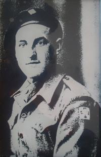 Josef Adámek, 1945