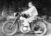 """""""Motocykl"""" (1953)"""