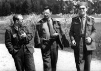 Karel Pacner na vojně