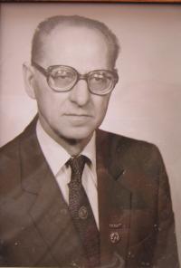 Manžel Zdeněk Kaštovský