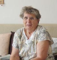 Miroslava Kaštovska v červenci 2012