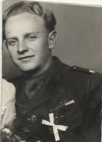 Jozef Činčala, listopad 1947