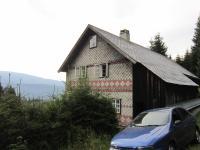 Dům v osadě Urlich ve kterém prožil dětství František Stanzel