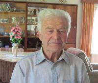 František Stanzel v srpnu 2012