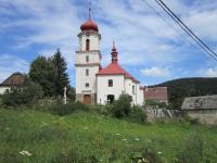 Kostel svatého Jana Křtitele v Nové Senince je jednolodní barokní stavbou z roku 1689. V roce 1958 byl zapsán na seznam kulturních památek.