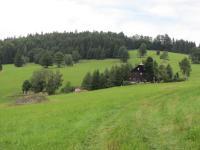 Osada Urlich, část která patřila pod Novou Seniku (Spieglitz)