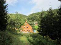 Osada Urlich - část  která patřila do katastru Kunčic (Kunzendorf)
