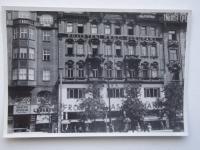 Tatínkova kavárna Tatra, Praha, Václavské náměstí