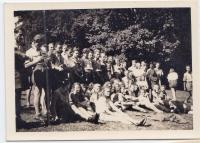 1946 Moravská lesní škola