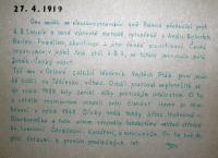 O počátcích skautingu v Orlové