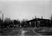 YMCA and the Scouts in the camp Valka,  Nurnberg, Spring 1950