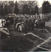 Pohřeb Stanislava Zeinerta v Anglii