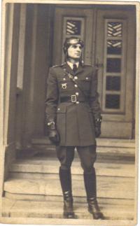 Poručík letectví Stanislav Zeinert