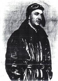 Poručík letectví Miloslav Švic