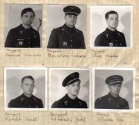 Skupina seržantů v Toulouse
