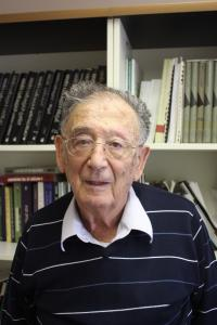 Yehuda Bauer in 2012