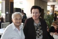 sestřenice Maud Beerová a Ruth Federmanová rozené Steckelmacherové