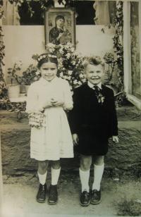 Bratr Rudolf a sestřenice - Boží tělo na Vyšehradě