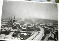 Kralupy nad Labem před bombardováním
