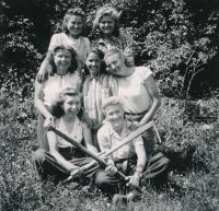 Sázení stromků (1943)