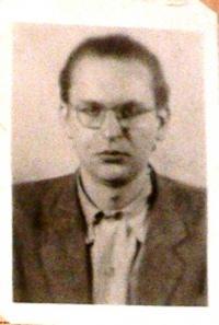 O. Čapka - vězeňské foto