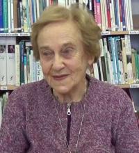 Doris Grozdanovičová během natáčení