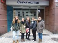 Workshop v Českém rozhlase