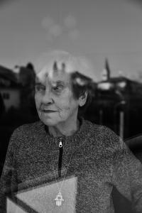 Doris Grozdanovičová v roce 2014