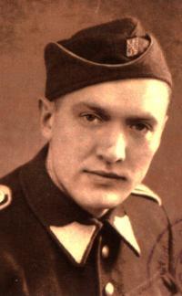 Alois Dubec u vládního vojska