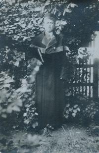 Dagmařin otec, Karel Evald