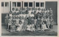 Dagmařina školní fotografie