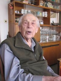 Miloš Lokajíček v roce 2013