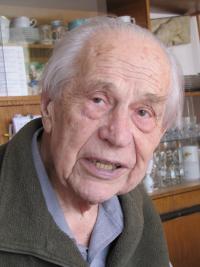 Miloš Lokajíček během natáčení