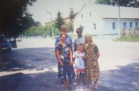 V Mirohošti s ukrajinskou rodinou