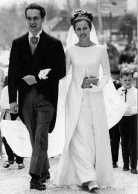 Wedding of Karel Schwarzenberg and Therese Hardegg 2