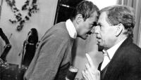 Karel Schwarznberg and Václav Havel