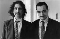 Karel Schwarzenberg with Frank Zappa
