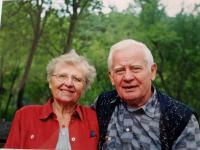 Pavel Javornický s manželkou